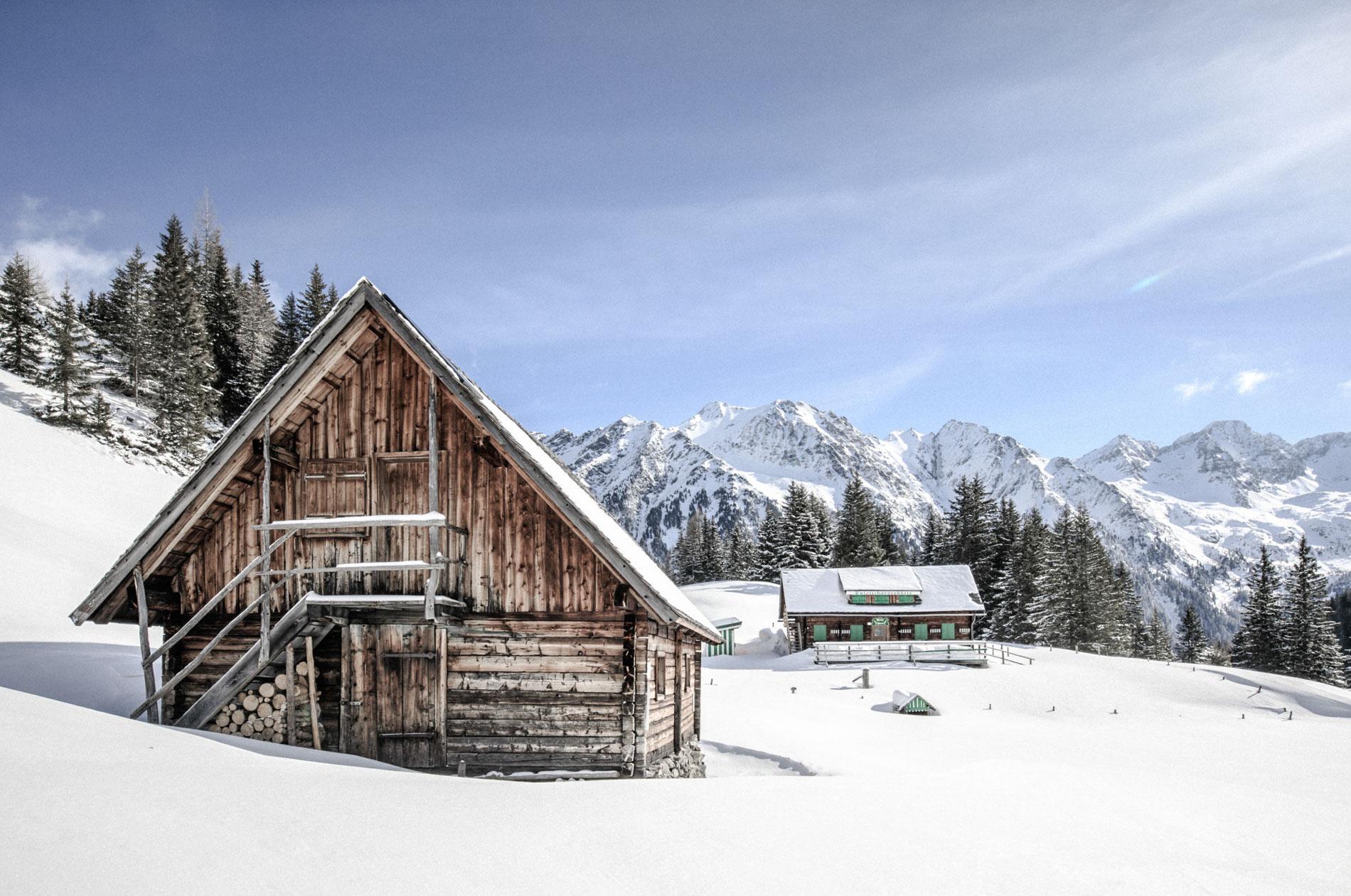 Feistererhof Duisitzkarsee im Winter