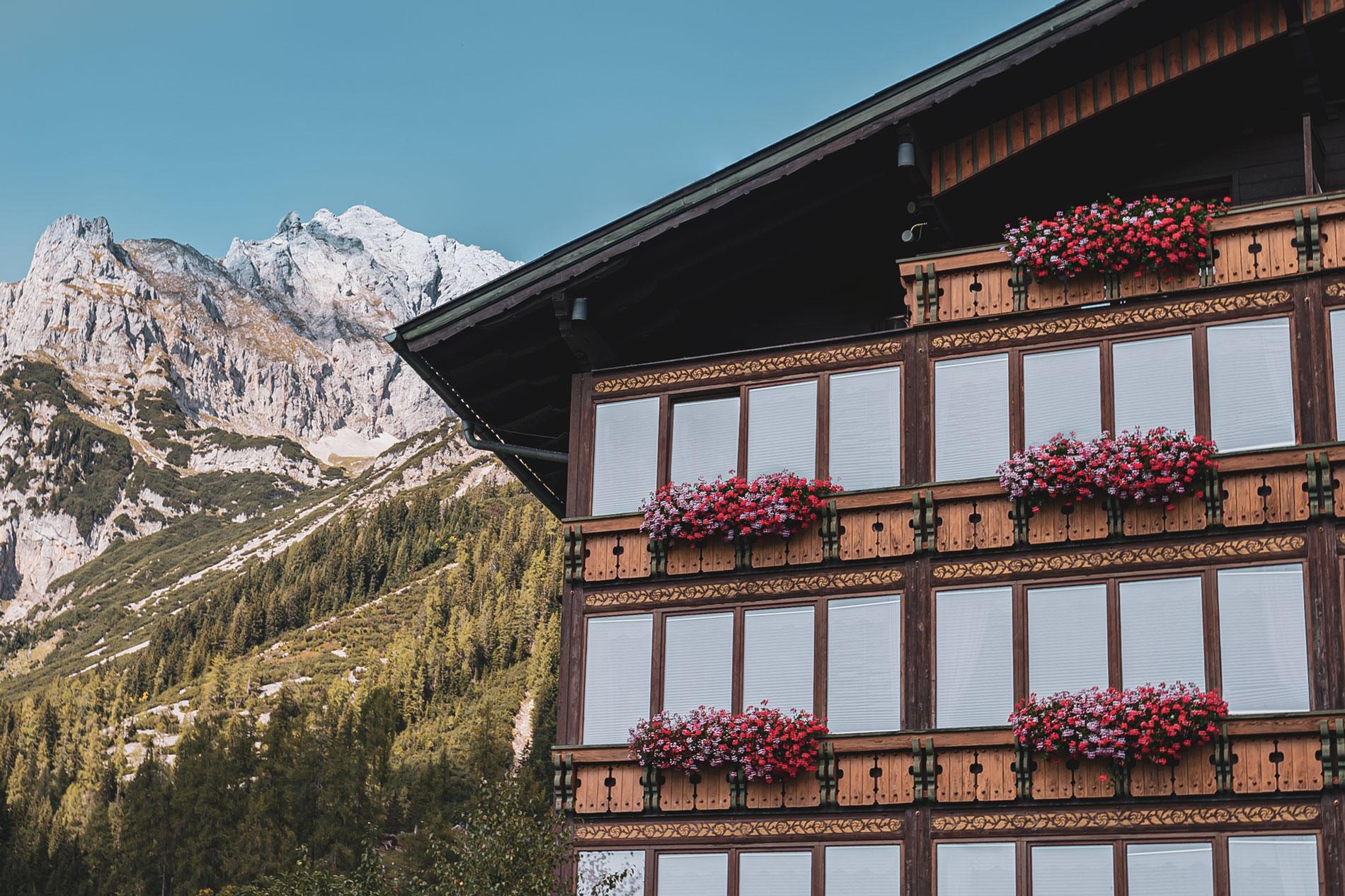 Organic hotel Feistererhof Ramsau