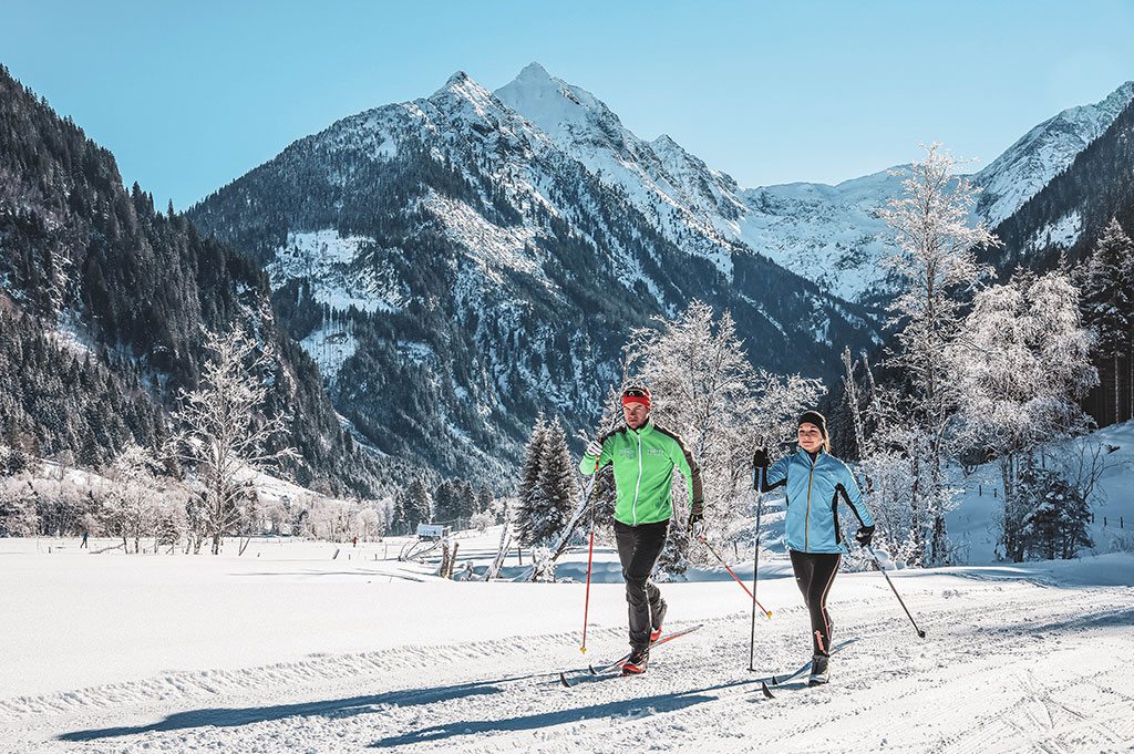 Organic hotel Feistererhof cross-country skiing package