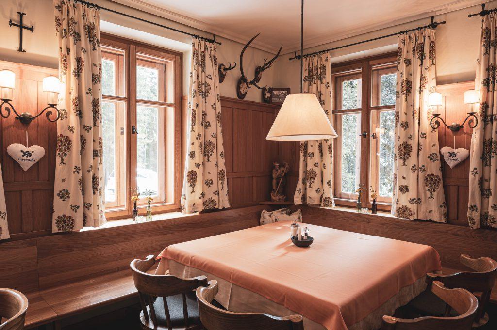 Bio Hotel Feistererhof - Kulinarik Restaurant