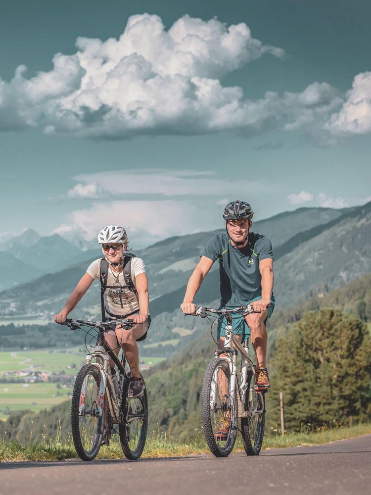 Bio Hotel Feistererhof Radfahren & Biken