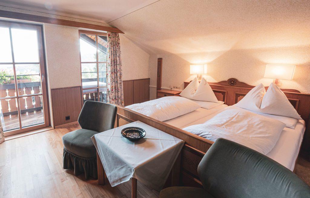 Bio Hotel Feistererhof Gästehaus Bergblick Doppelzimmer