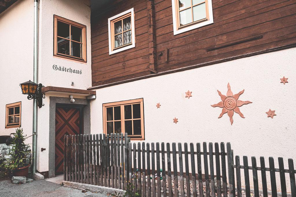 Biohotel Feistererhof Gästehaus Waldblick Doppelzimmer