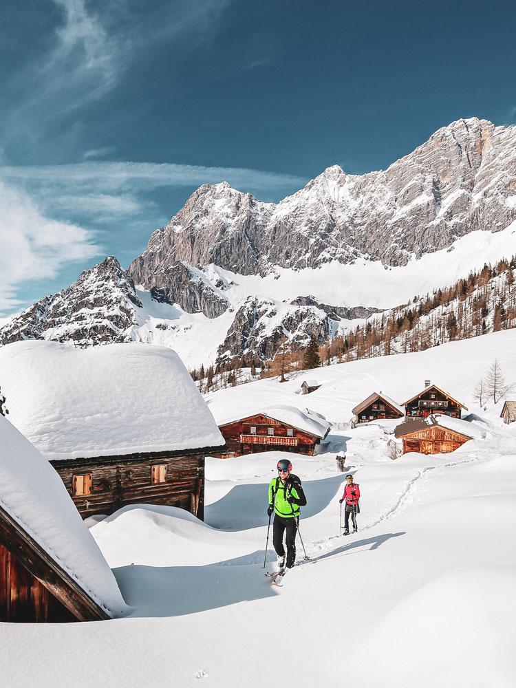 Bio Hotel Feistererhof Schneeschuhwanderung