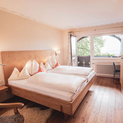 Double room Aussicht